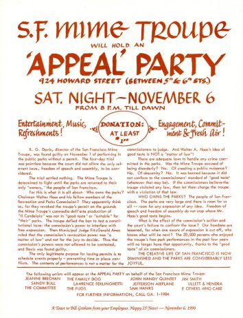 appeal party HOW651106-HB