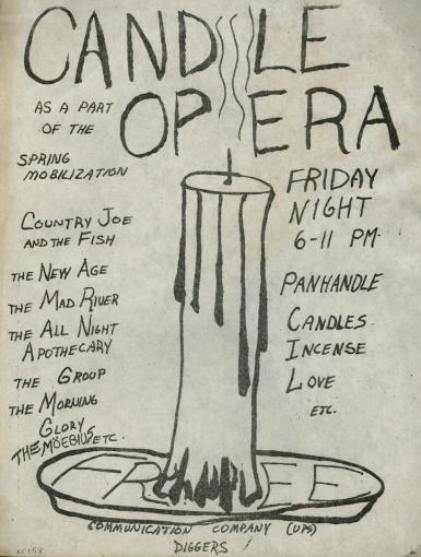 Candle Operacc-158-m